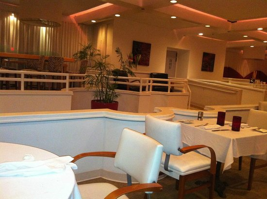 PULLMAN Miami Airport hotel: hotel restaurant