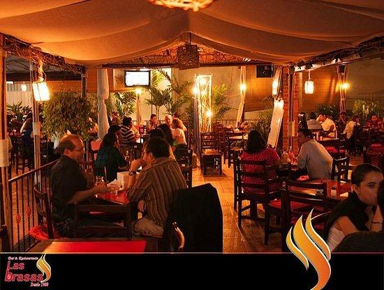 Restaurante Las Brasas: Zona 5
