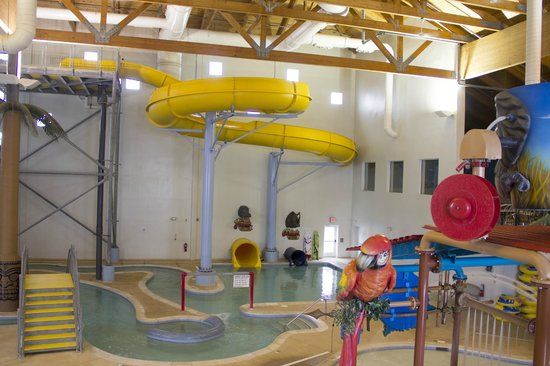 Fairfield Inn & Suites Watervliet St. Joseph: Lazy River