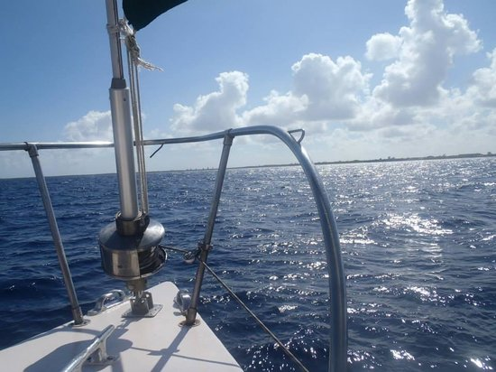 Cozumel Sailing : Beautiful View