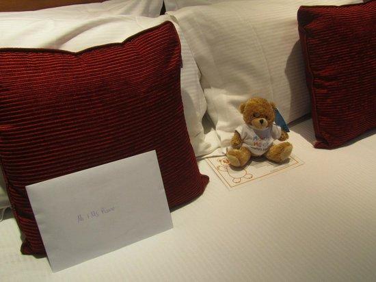 BEST WESTERN PLUS Dean Court Hotel: lindo recibimiento