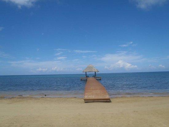 Spa Baan Suerte: The Spa's beach