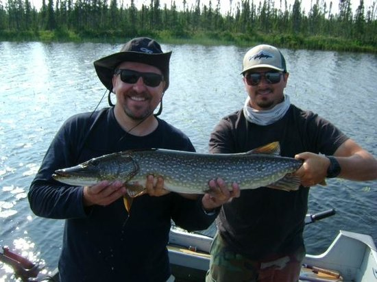 Milton Lake Lodge: THe big one..