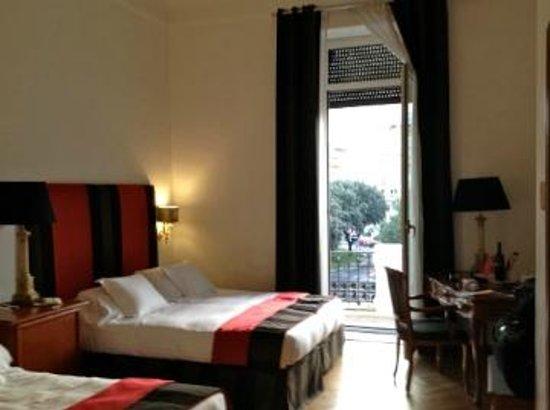 Hotel Alpi: Deluxe Double Room