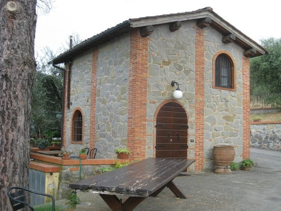 I Sette Borghi B&B : Actual House We Stayed In