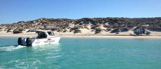 Dirk Hartog Island: South Passage,DHI