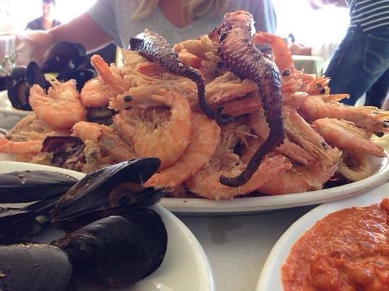 Giannis : Seafood platter