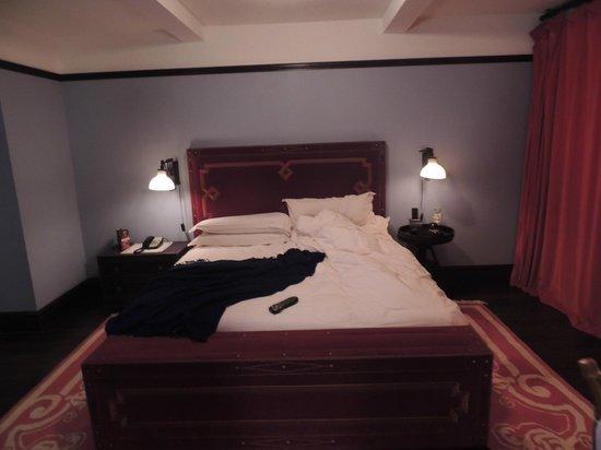 Gramercy Park Hotel: Quarto