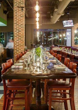 163 PONTE Italian Restaurant & Raw Bar