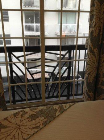 The Savoy Hotel : Breathtaking views