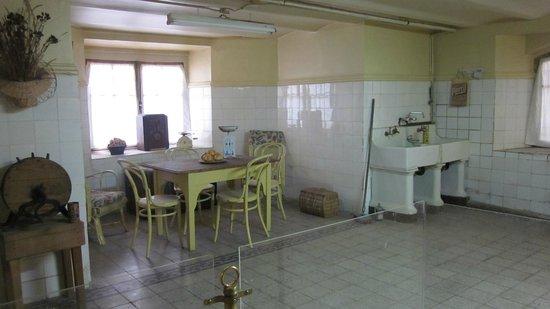 Centro Cultural Braun-Menendez: La cocina