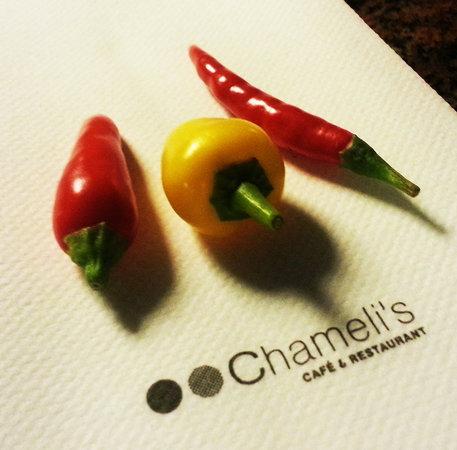 Chameli's Café & Restaurant
