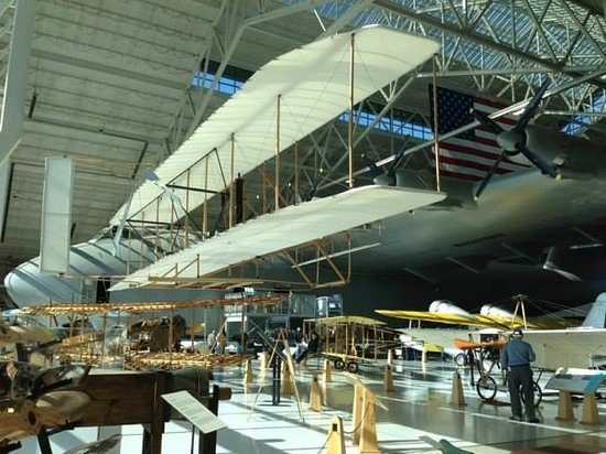 Evergreen Aviation & Space Museum: Spruce Goose!