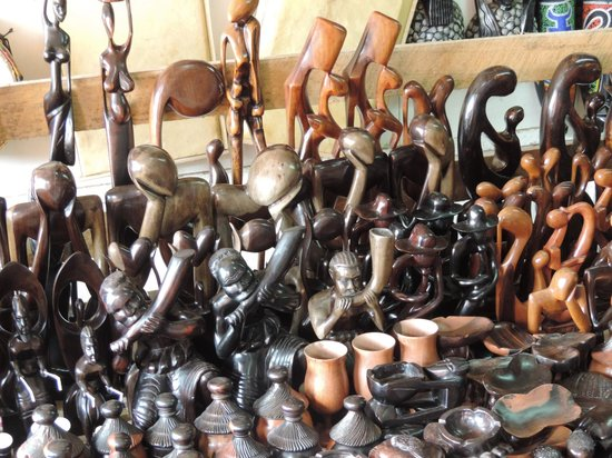 Academy for African Music and Arts: Many of the artefacts