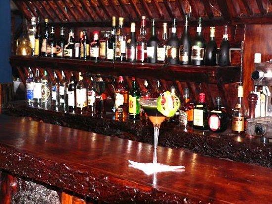 Rumipamba de las Rosas: Bar