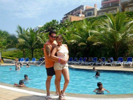 Royal Decameron Mompiche : Tiene multiples piscinas