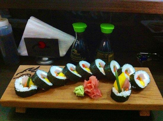 Mi Sushi : Always a favorite!