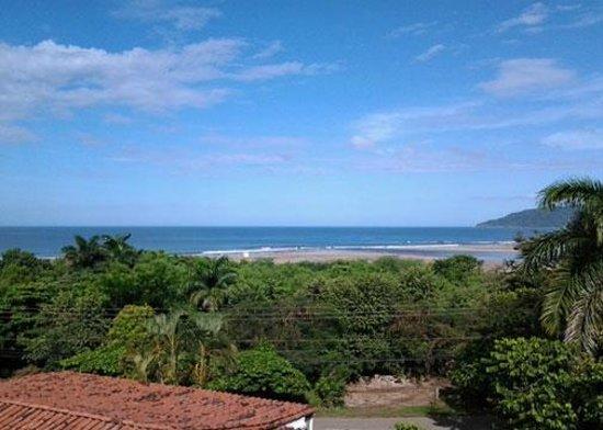 Best Western Tamarindo Vista Villas: View of Surf Break from My Room