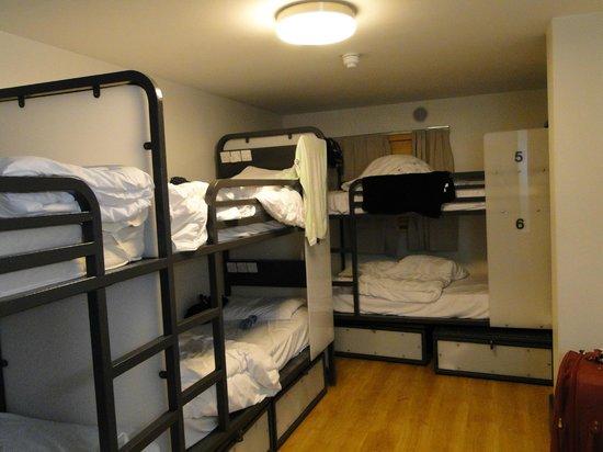 Generator Hostel Dublin: Habitación