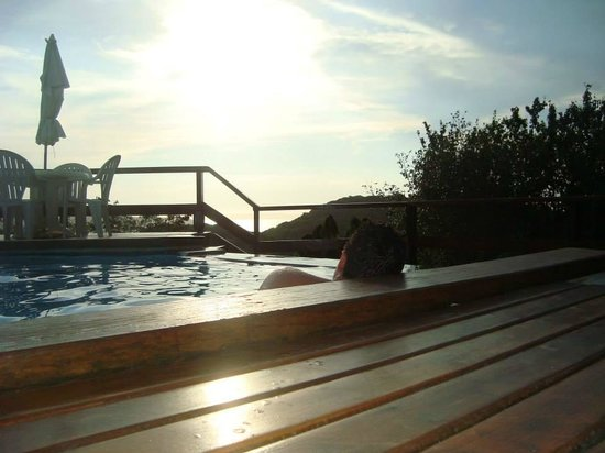 Pousada Santorini: Piscina