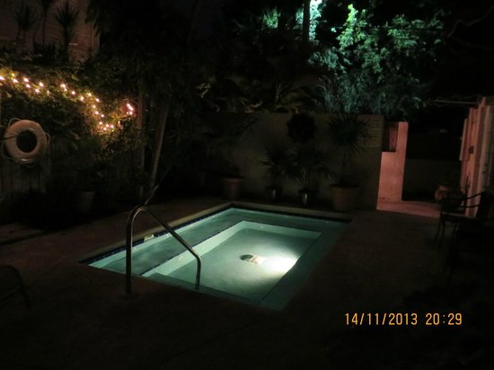 Authors Key West Guesthouse: Swimming Pool