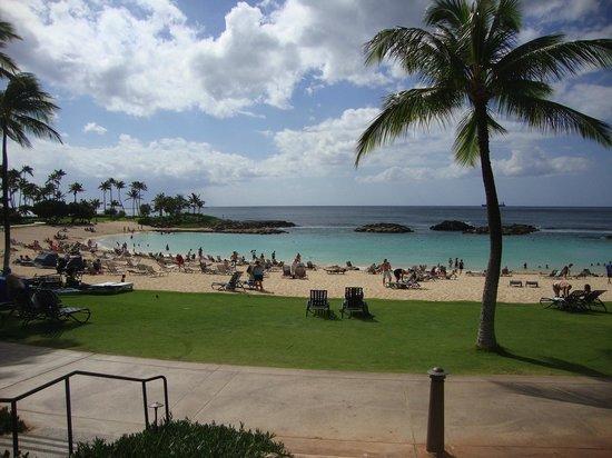 Marriott Ko Olina Beach Club: Private lagoon