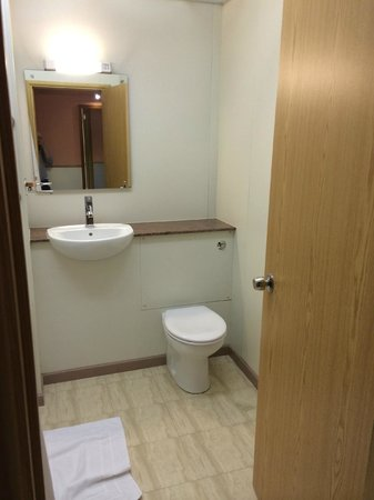 Premier by Eurotraveller Hotel, Harrow: banheiro