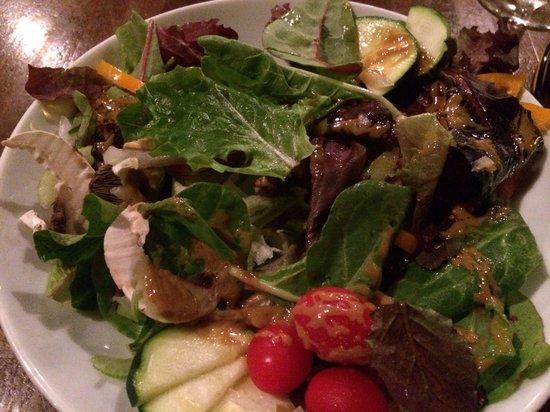 Bacco Wine Cafe: House Salad!