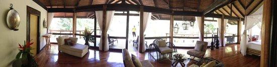 Pacuare Lodge: linda vista suit