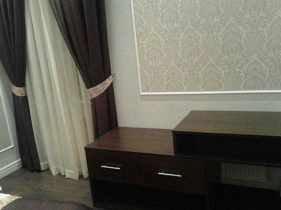 Leningrad Hotel: сделанно со вкусом.