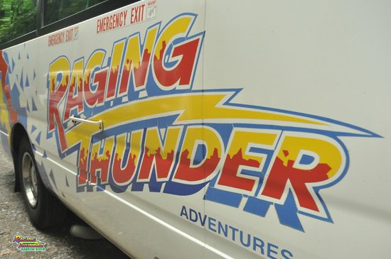 Raging Thunder Adventures : the company