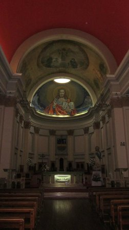 Catedral Sagrado Corazon: El altar