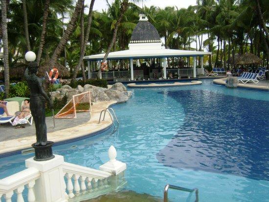 ClubHotel Riu Bambu : LA PICINA POR LA TARDE