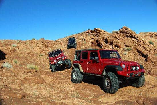 Las Vegas Rock Crawlers : Logandale Trails