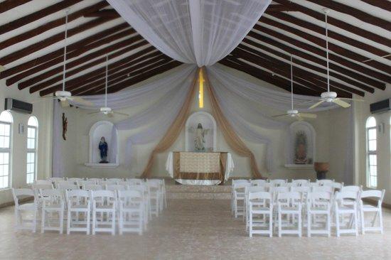 El Dorado Sensimar Riviera Maya: Maroma-chapel