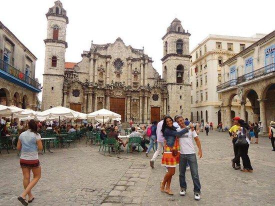 Tryp Habana Libre: Ciudad vieja