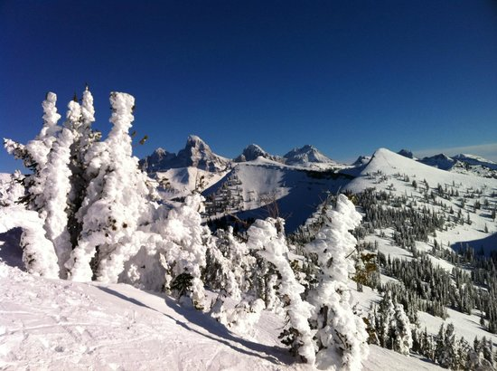 Grand Targhee Resort: Tetons