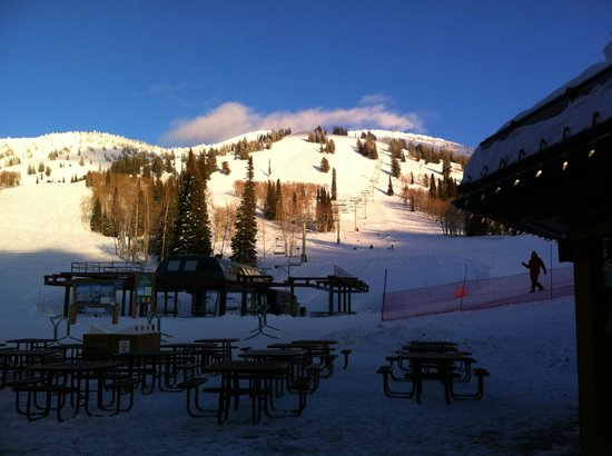 Grand Targhee Resort: Base