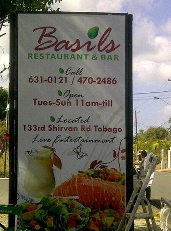 Basil's Restaurant & Bar
