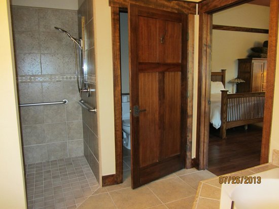 Five Pine Lodge & Spa: Suite #1