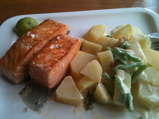 Restaurant Cafe Cangrejo Rojo: Lo recomiendo