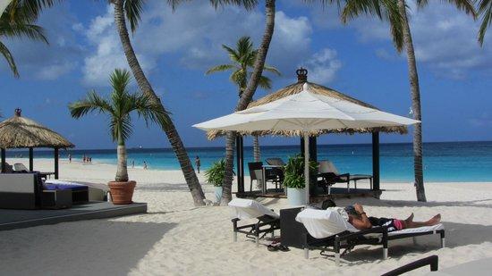 Bucuti & Tara Beach Resort Aruba: Otra vista de la playa