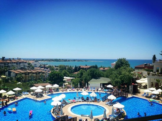 Side Prenses Resort & Spa Hotel: Our view <3