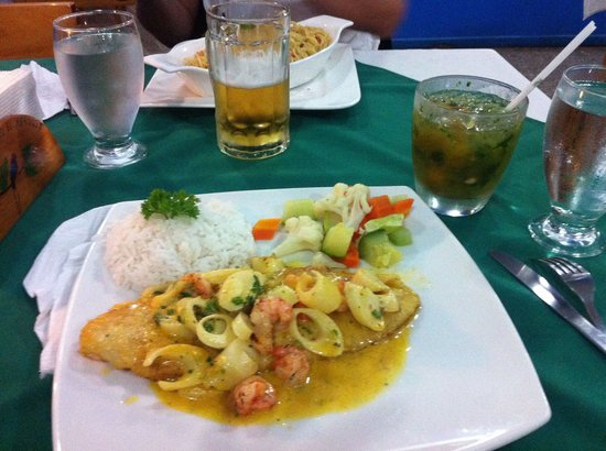 El Marquez: Lækker mad :)