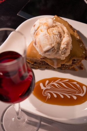 Las Brisas Southwest Steakhouse: Pecan Pie