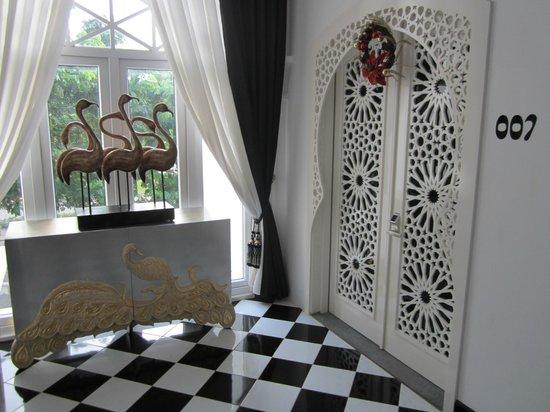 Tajma Sago Resort: Our Room