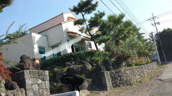 Memory In Jeju Pension : View outside