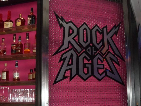 Rock of Ages: Bar
