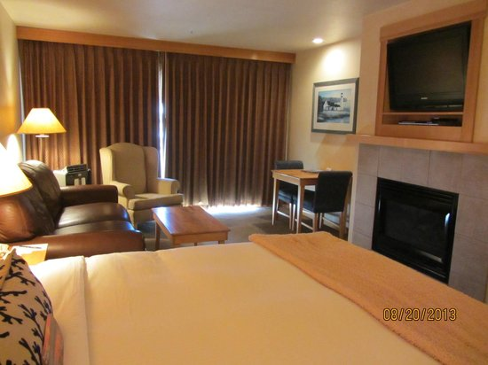 Inn At Cape Kiwanda: Third Floor King