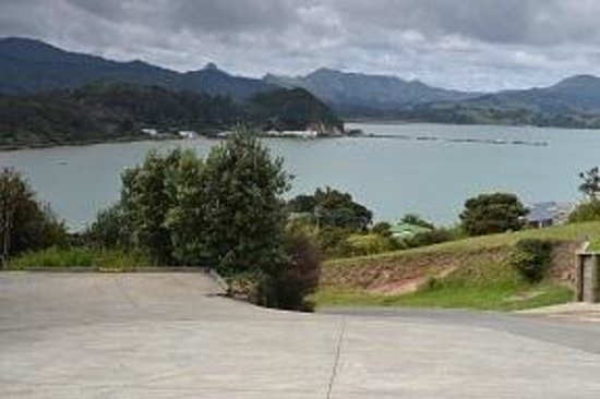 Coromandel Seaview Motel Style B&B : Views from Property
